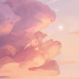 Serina Mo_Illustration_Clouds