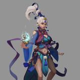 Serina Mo_Character Design