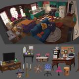 Serina mo_Visual Development_Concept Art_Background Design_Environment Design_livingroom_props.jpg