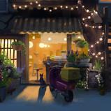 Serina mo_Visual Development_Concept Art_Background Design_Environment Design_cafe_night.jpg