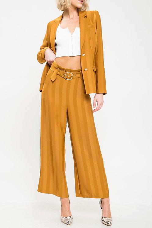 Golden Corleone Suit