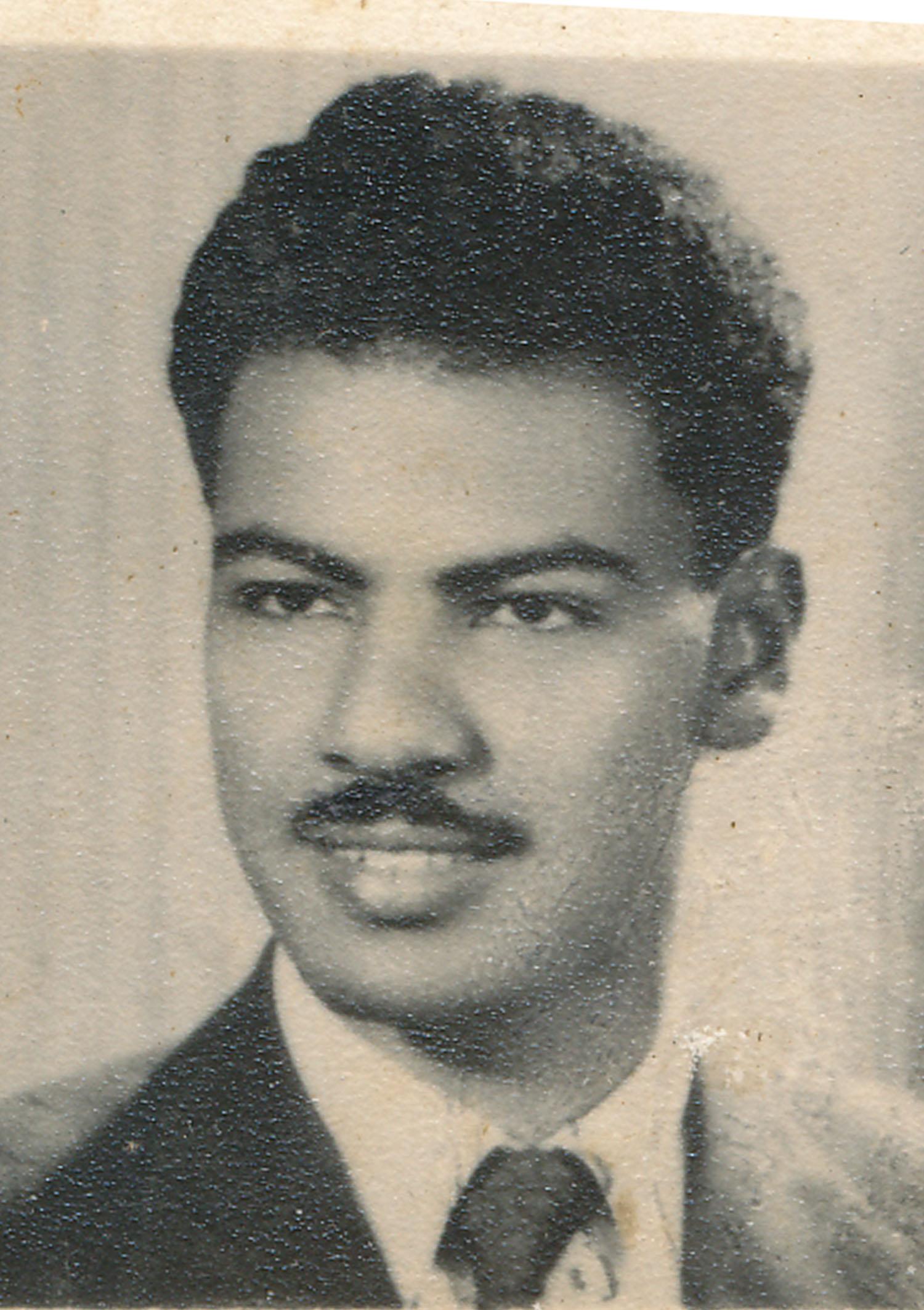 Great Uncle Yaqoub Al-Rushaid