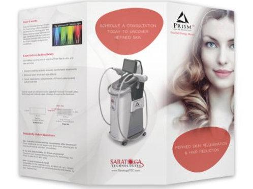 Prism Brochure QTY 50