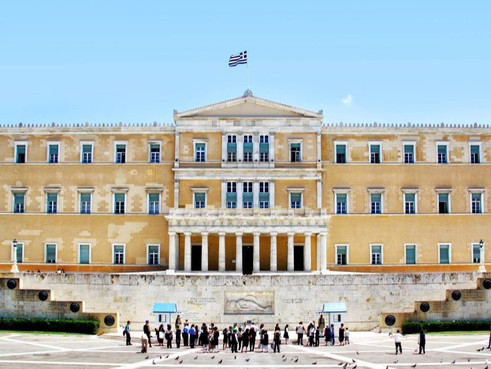 Qũy Tiền Tệ Quốc Tế: Nền kinh tế Hy Lạp (Greece) sẽ phục hồi đáng kể vào năm 2022