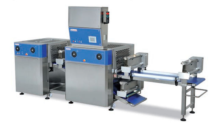 Dough Billets Laminating Line