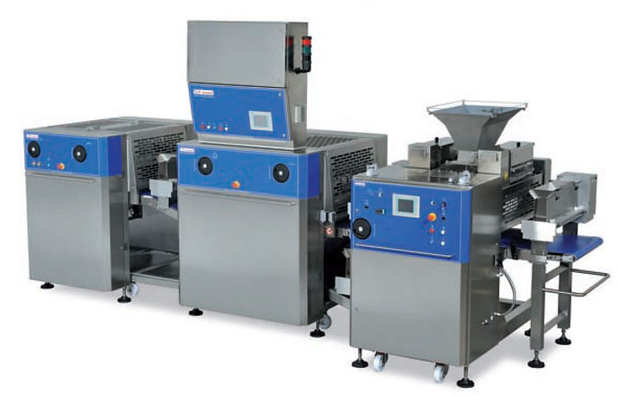 Extruding and  Laminating Line