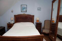 chambre bleue 1er étage
