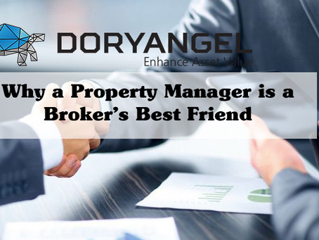 Why a Property Manager is a Broker's Best Friend