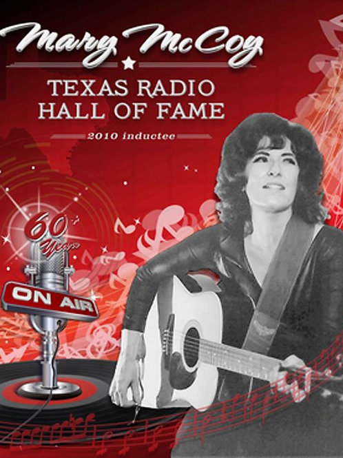 Mary McCoy: Conroe's Country Music Legend