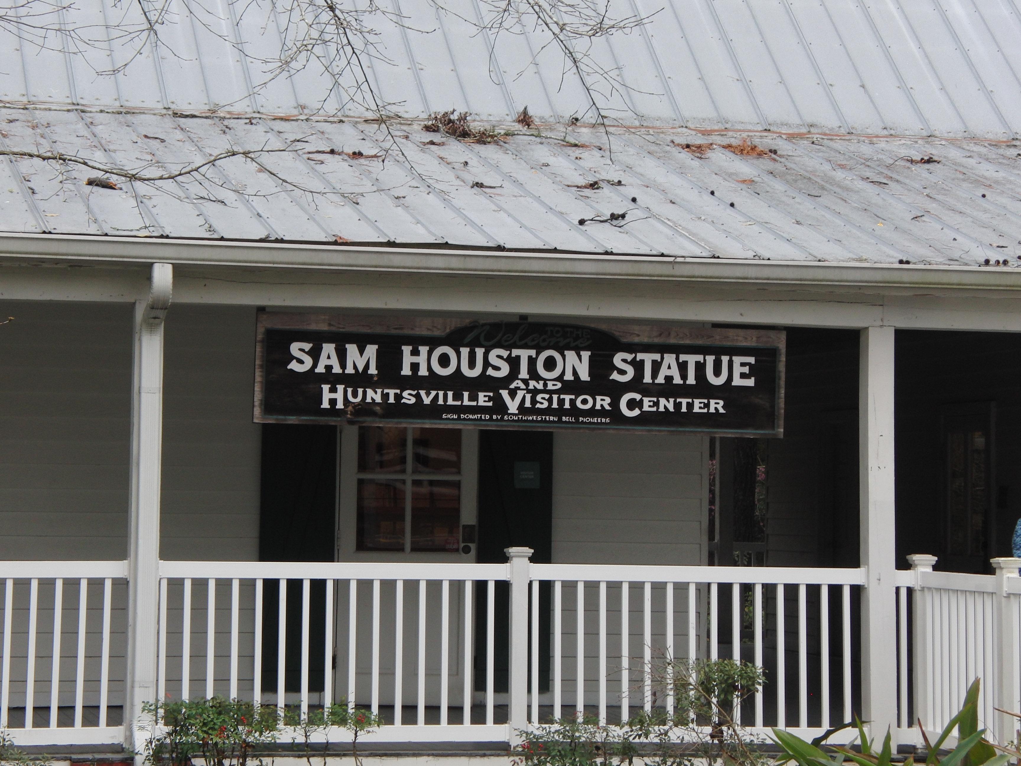 Sam Houston Visitor Center