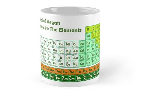 Elements of Vegan