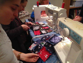 Busy Sewing Bees