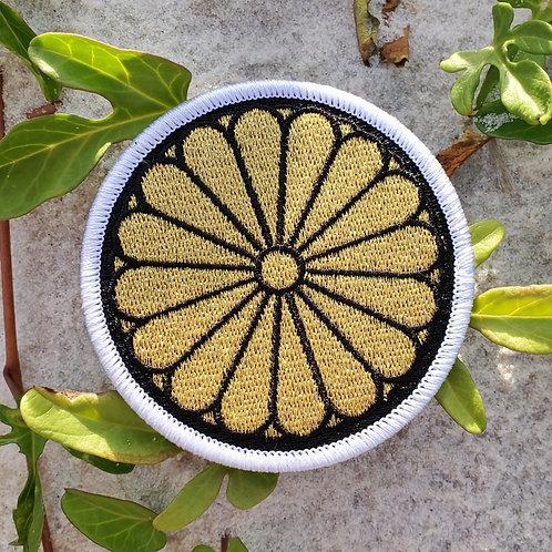 Emperors Chrysanthemum Patch