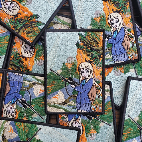 Les Mugi Alyscamps Patch
