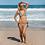 Thumbnail: Desert Night Camouflage Bikini