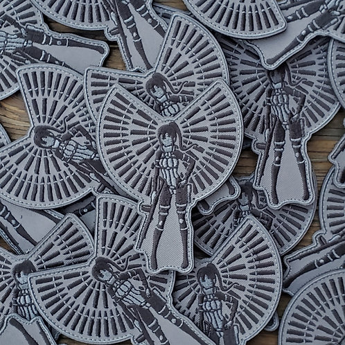 Pitohui Bullet Angel Patch