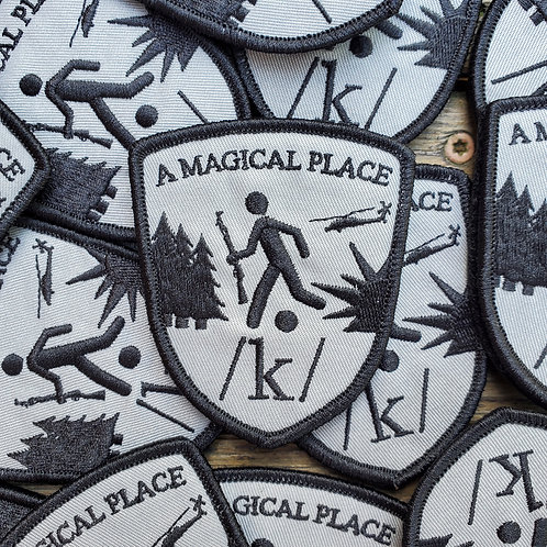 A Magical Place Patch