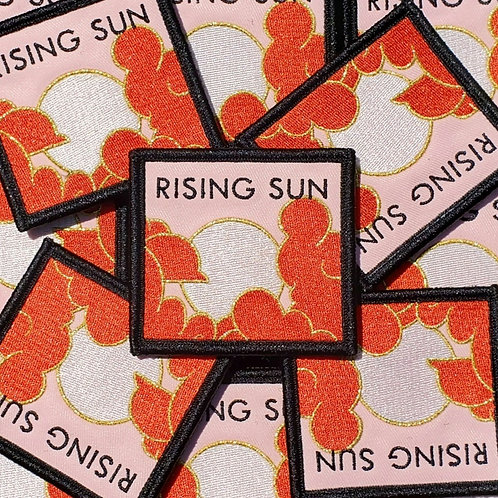 The Rising Sun Patch