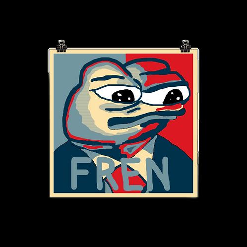 FREN Poster