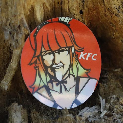 Colonel Kiara Sticker