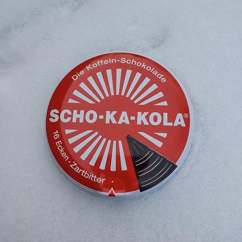 Scho-Ka-Kola Chocolate Tins