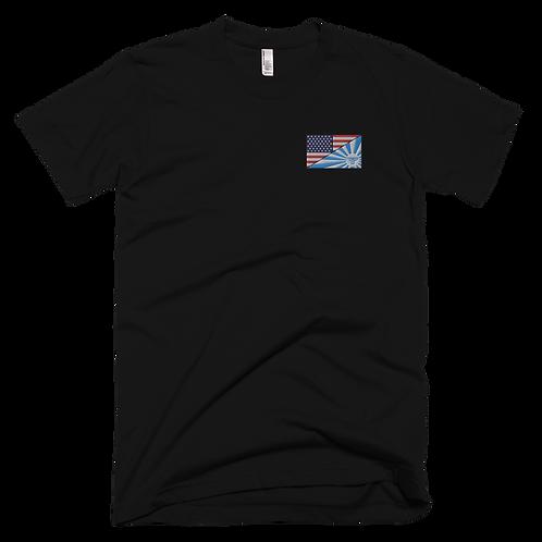 United Pantsu Embroidered unisex shirt