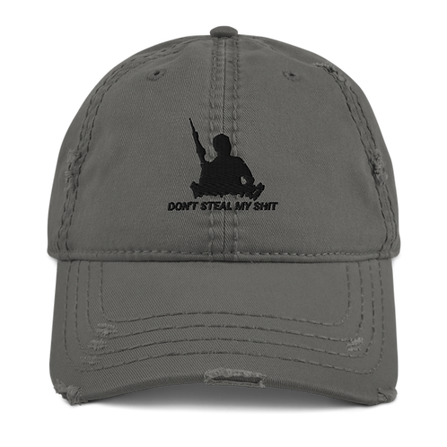 Roof Korean Distressed Style Hat