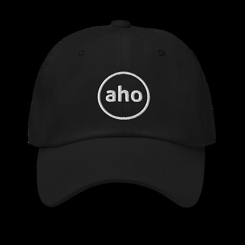 Aho's Low profile Hat