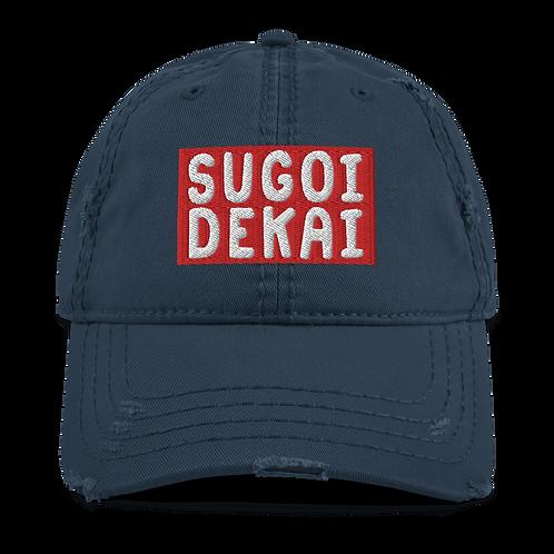 Sugoi Dekai Hat