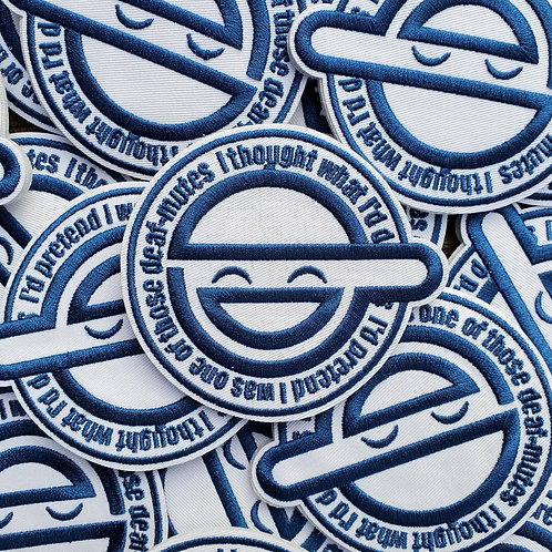 Laughing Man Patch