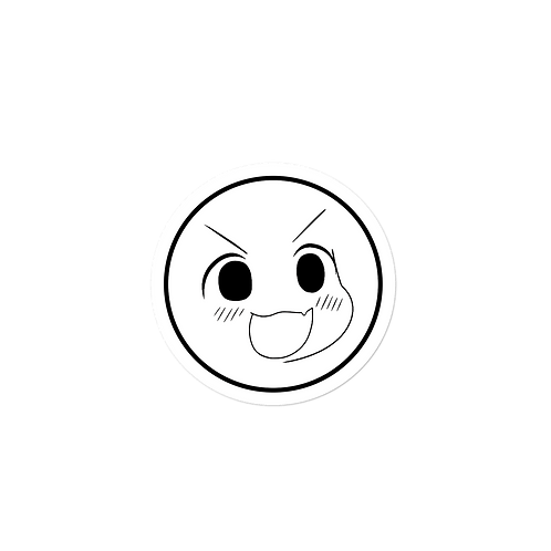 Gyate Gyate/Ohayou Sticker