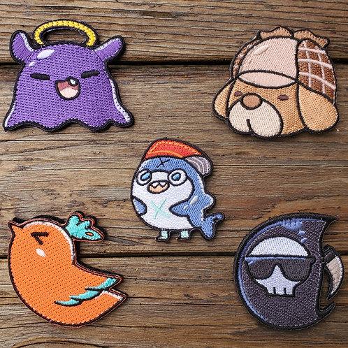 Hololive EN Mascots