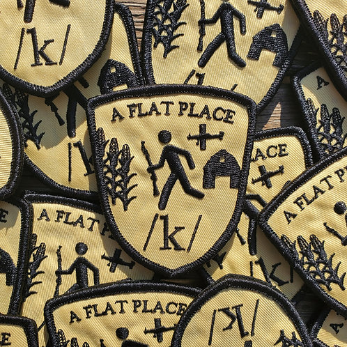 A Flat Place Patch