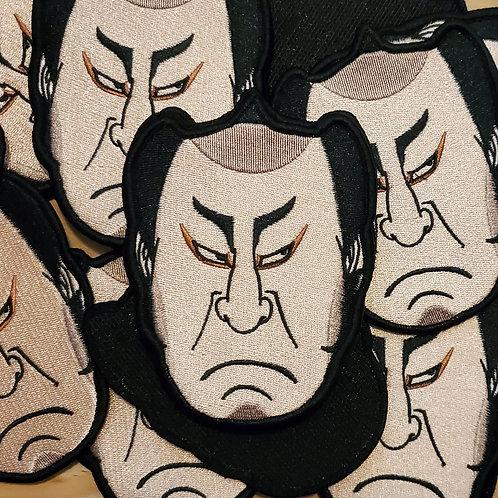 Angry Samurai Patch
