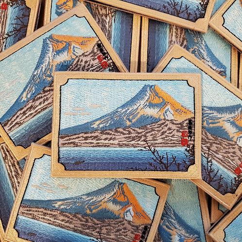 Mount Fuji Patch