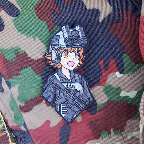 Task Force Mio Patch
