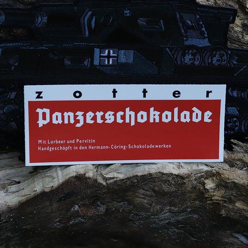 Panzerschokolade Vinyl Sticker