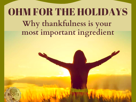 Ohm for the Holidays