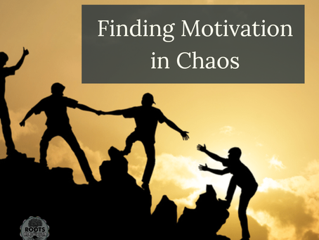 Finding Motivation in Chaos