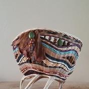 Handwoven Antler Basket