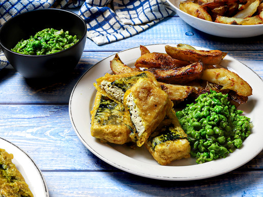 Tofish & Chips