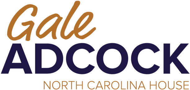 Gale Adcock for NC House