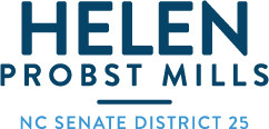 Helen Probst Mills for NC Senate