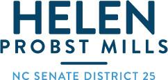 Helen Probst Mills for NC Senate
