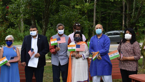 Celebrating 2020 Indian Independence Day