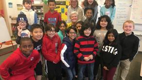Visit to Alston Ridge Elementary