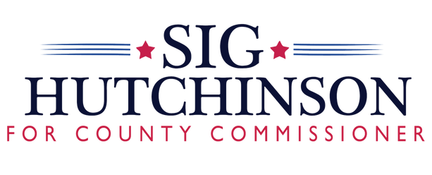 Sig Hutchinson for Wake County Commissioner