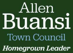 Allen Buansi for Chapel Hill Town Council