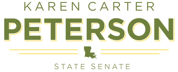 Karen Carter Peterson for Louisiana State Senate