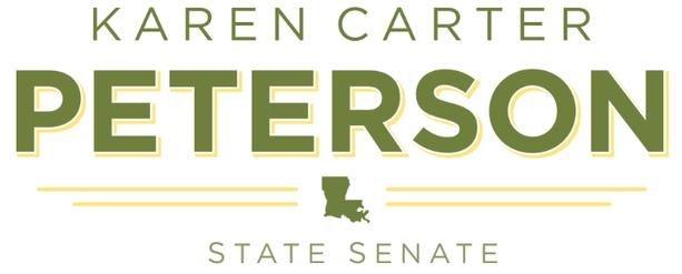 Karen Carter Peterson for Louisiana State Senate